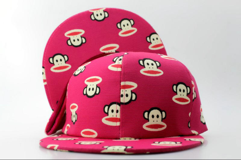 Cartoon Paul Homme Snapback Hat QH 1 0721